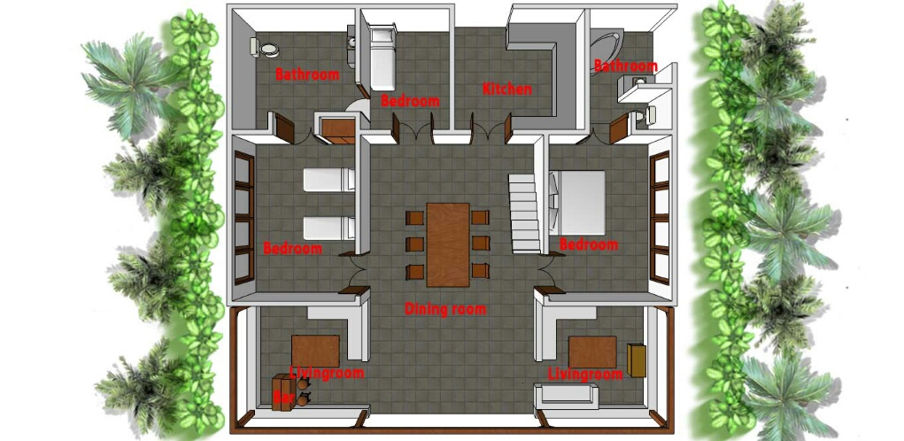 Robins-Place-Bali-Villa1-Floor-Plan2