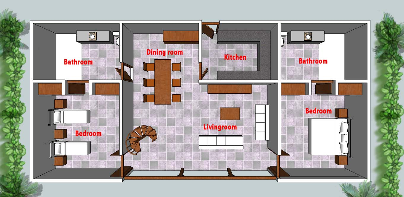 Robins-Place-Bali-Villa2-Floor-Plan1